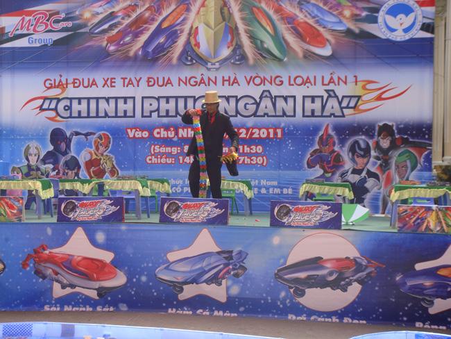 MBCare Group cuộc thi Tay Đua Ngân Hà lần 1 - Nhà thiếu nhi thành phố Hồ Chí Minh